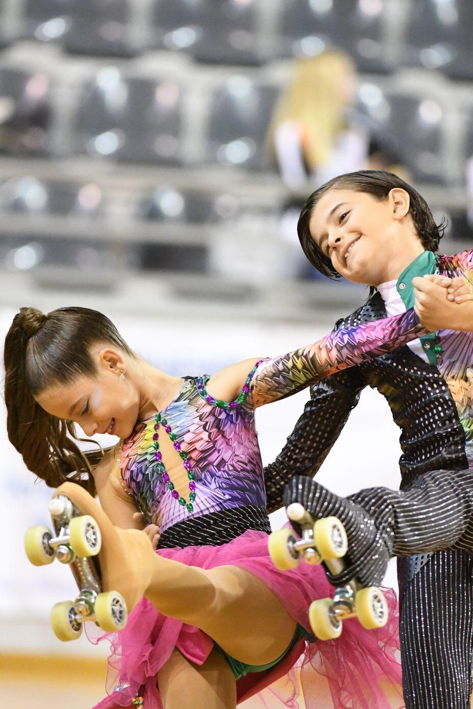 Copa de Europa – Medalla de Plata para Gerardo Berciano e India Gonzalez – Danza Alevin